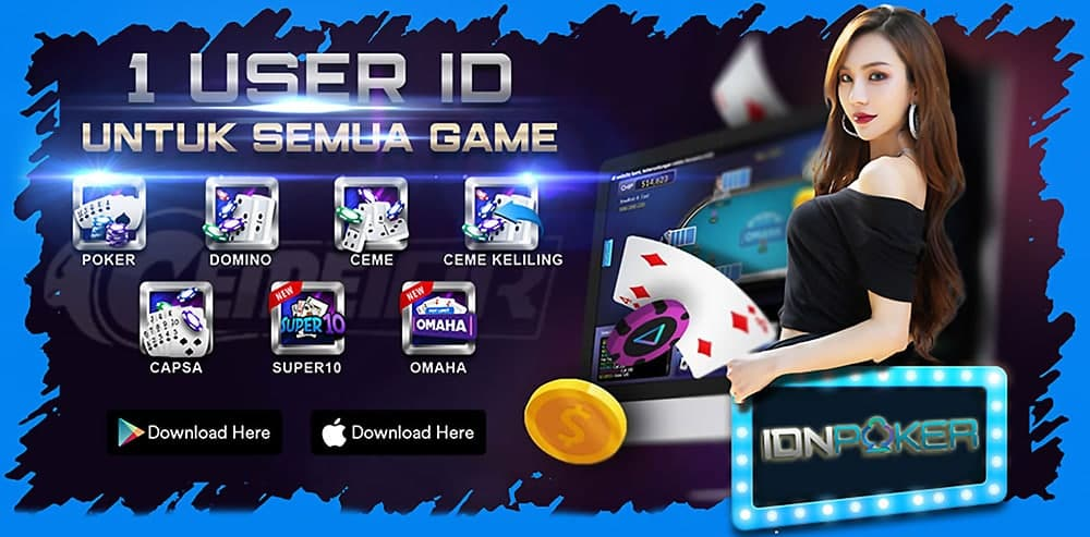 Situs Judi IDN Poker Online Dengan Fitur Game Terbaru