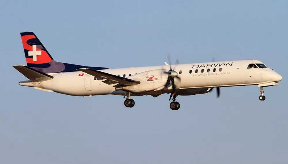 Darwin Airline yang Sempat Mengudara di Eropa